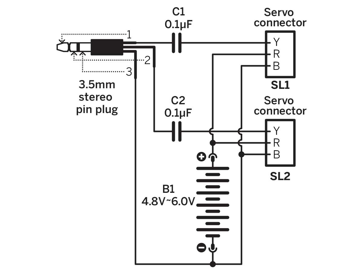3 5mm Jack Schematic