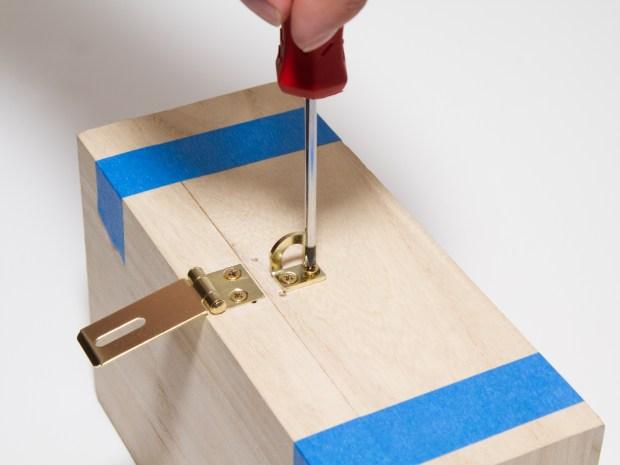Puzzle Treasure Box