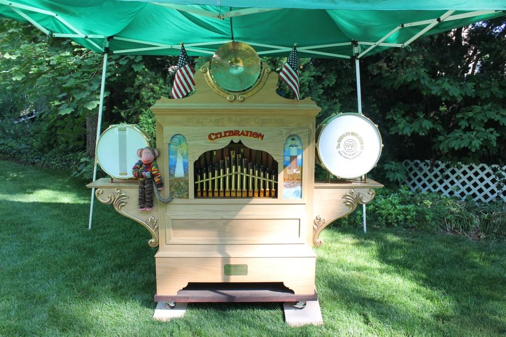 Celebration: A 122-Pipe Handmade Organ | Make: