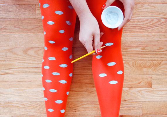 handpainted tights-2