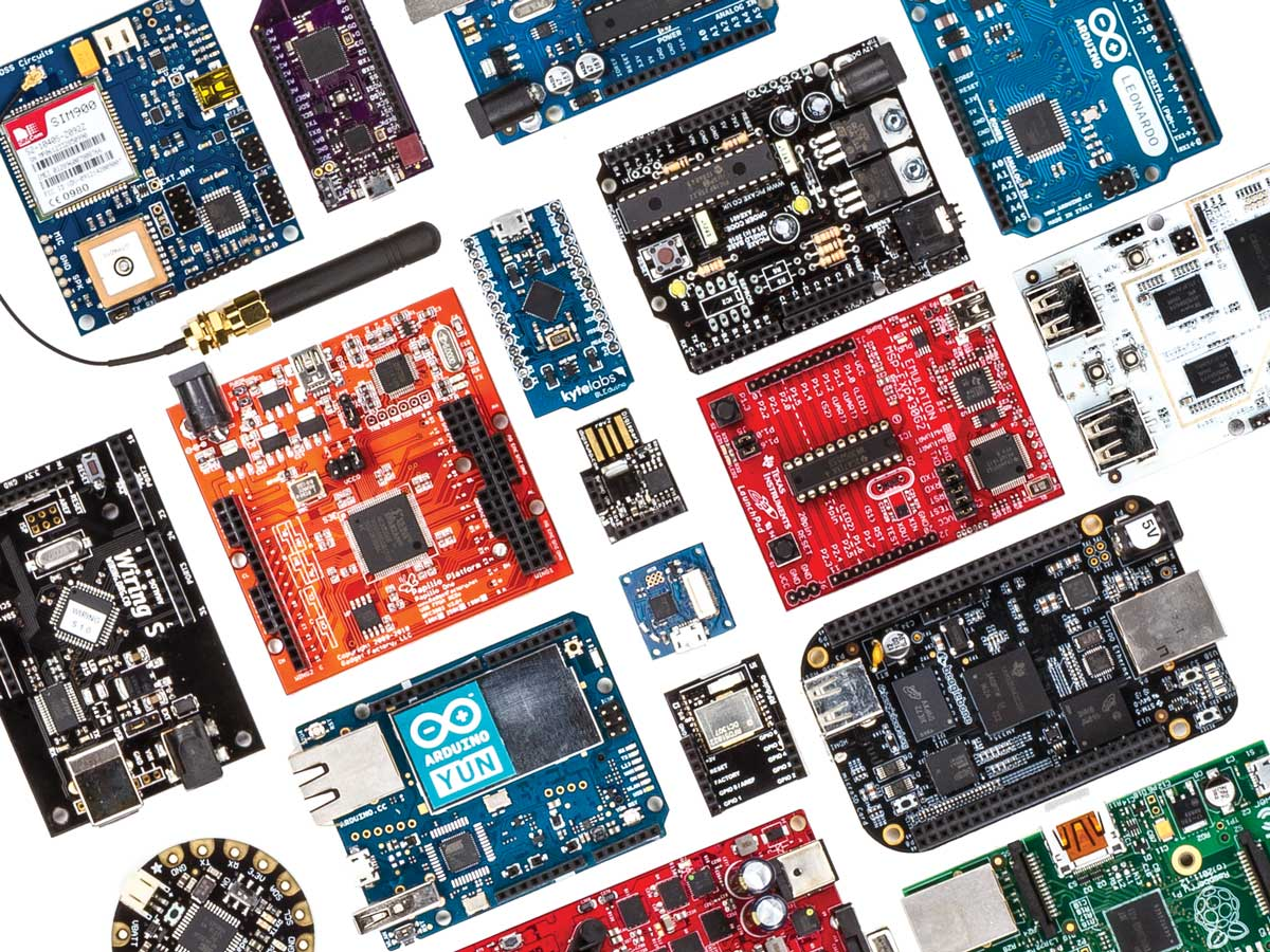 Which Board Is Right For Me Make 2nd Try How To Find A Short Circuit In Macbook Logic If You Wanted Talk Arbitrary Electronics Your Best Bet Was Buy An Arduino Microcontroller