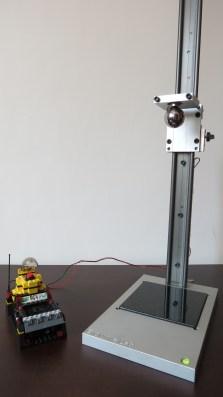 Custom built test rig Brutus