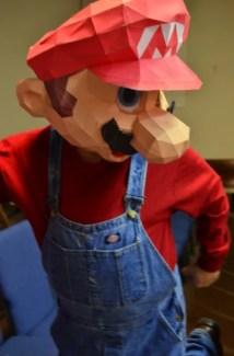 Mario Big Head