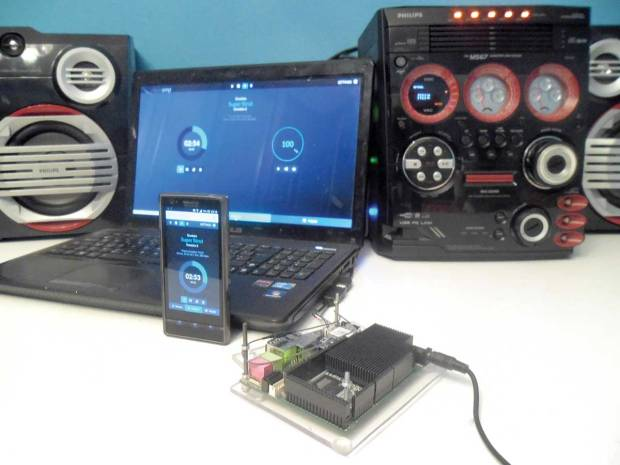 udoo music player
