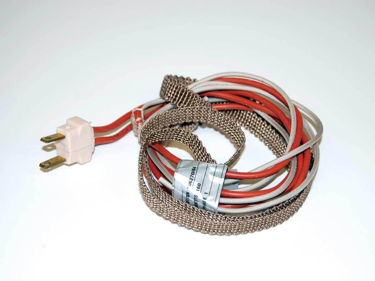 Briskheat strip heater