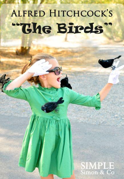 the birds costume halloween