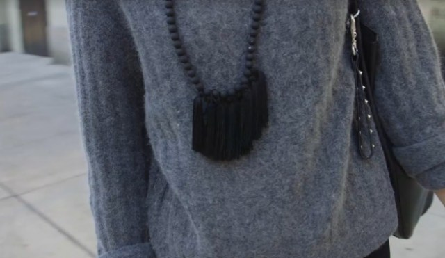 5 minute necklace makeover-1