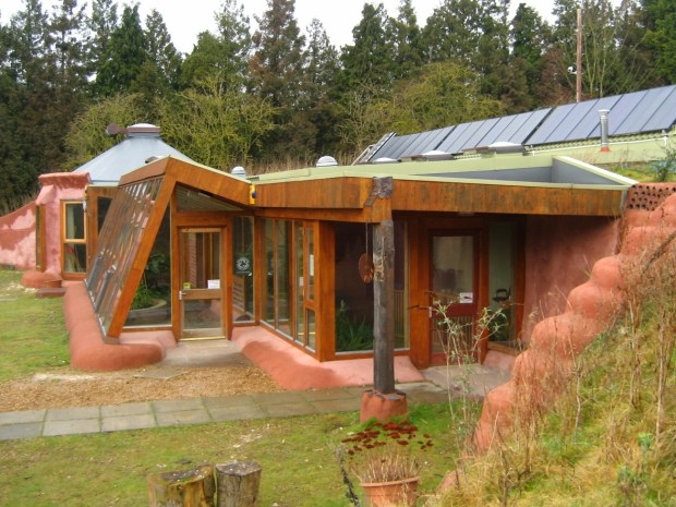 Earthship Green Homes