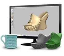 Cubify Sculpt digital sculpting design software