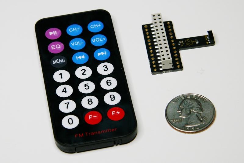 Pi remote