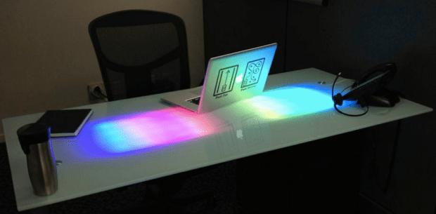 DeskLights