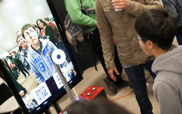 STEAM Carnival's Magic Mirror