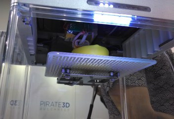 "The Buccaneer printing at CES 2014 -Image by Rich Cameron ""whosawhatsis"""