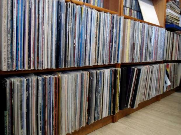 Vinyl Records Digitizer Phono Preamp