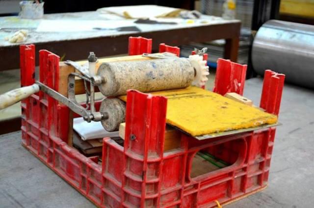 libyan-printing-press