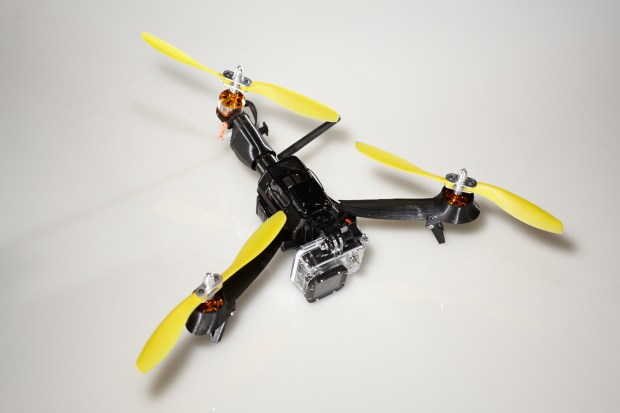 AirDroids Pocket Drone. Photo: AirDroids