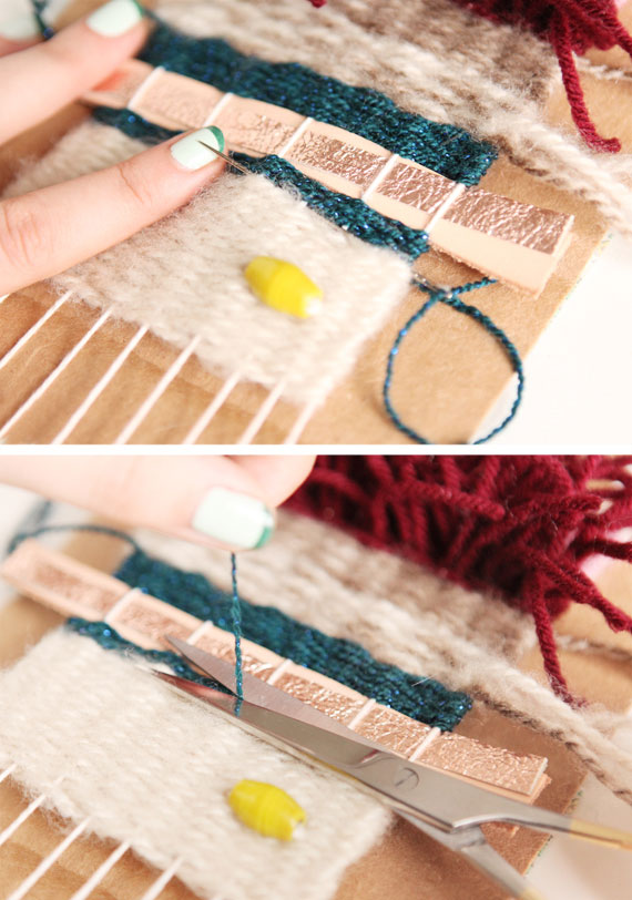 A Weaving Tutorial for Beginners