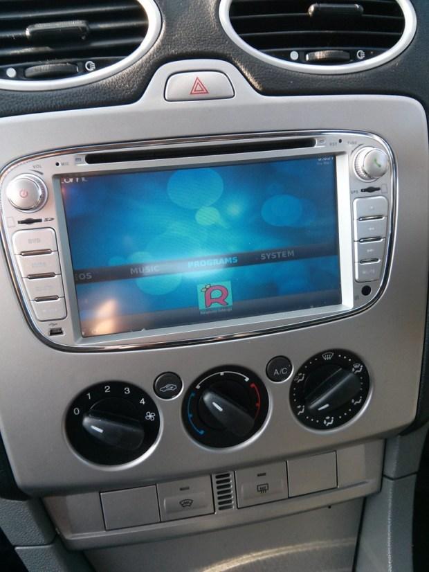 Raspberry Pi Car Computer