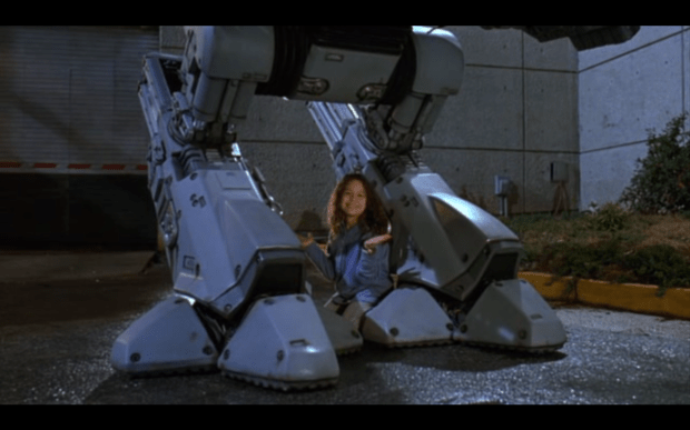 Screencap from Robocop 3