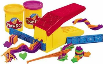 Very Early Play-Doh Extruder, 1980s edition