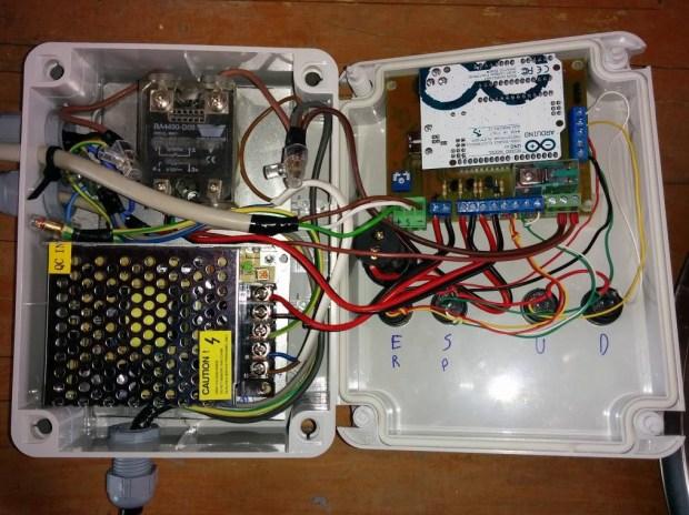 Open ArdBir assembled