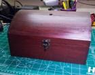 Raspberry Pi Face Recognition Treasure Box