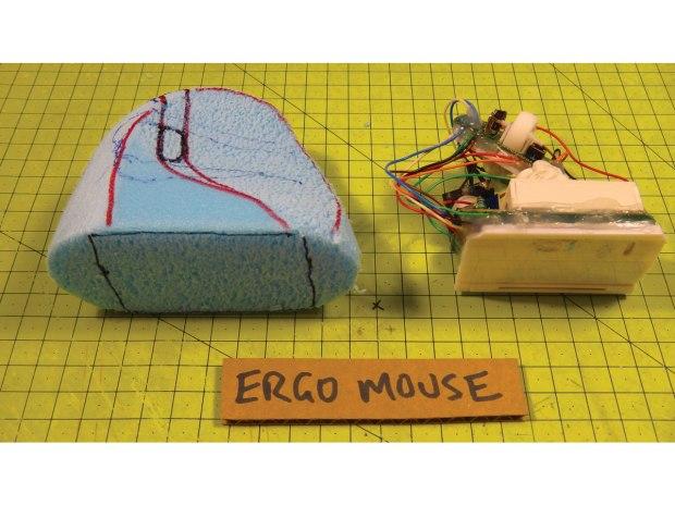 Build a Wireless Ergo Mouse