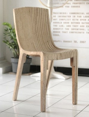 Original Layer Chair by Jens Dyvik