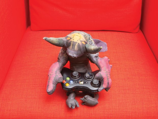 DIY Video Game Plushies from 3D Models