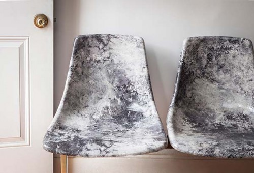 marbled decoupage chairs-1