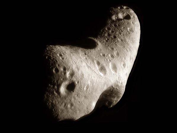 Credit: NEAR Project, NLR, JHUAPL, Goddard SVS, NASA