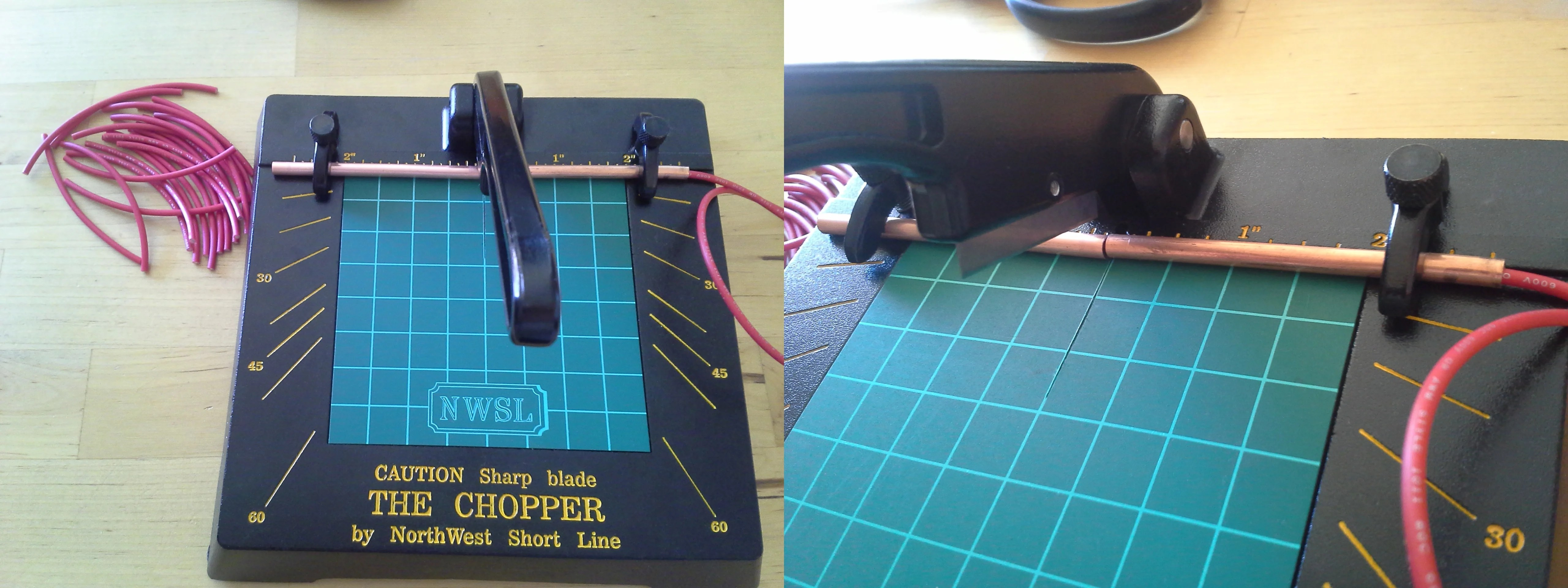 How to Cut Heatshrink and Wire to Precise Lengths Quickly and ...