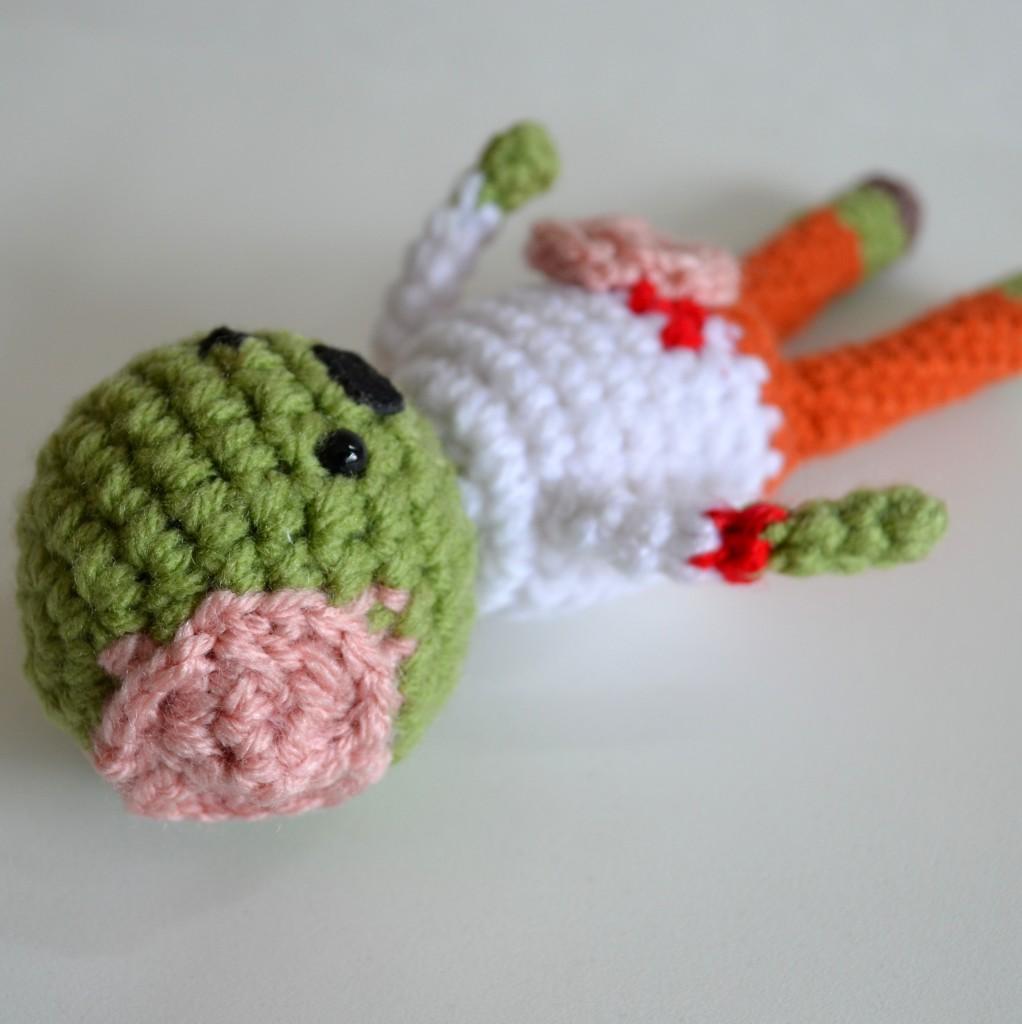 Amigurumi Zombie Pattern Make: