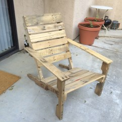 Pallet Wood Chair Executive Office Chairs Wooden Patio Make