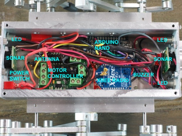 Aluminalis-Electronics