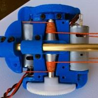Rise Robotics' linear actuator.