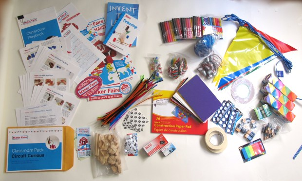 MakerFaire-ClassroomPack-Contents1
