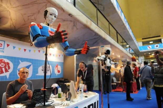 Maker Faire Rome, 2013