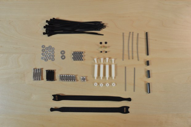 Tricopter Hardware