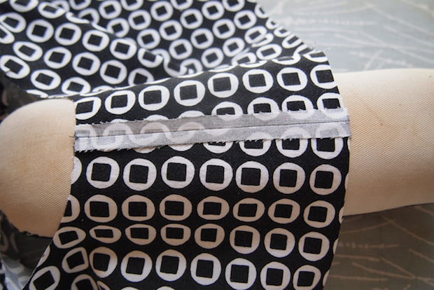 Sewing Tip: Sew French Seams on Straight Lines and Curves