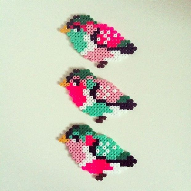 perlerbirds