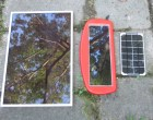 Solar Power Tool Charger