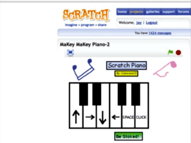 MaKey MaKey Sketch It, Play It