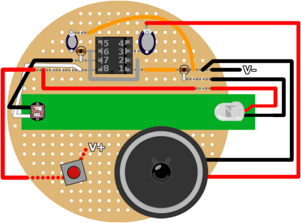 How 555 Timer Ic Testing Circuit Works likewise Free Energy Generator Perpetual Motion Its Just A Trick moreover Linear Actuator Control Using An External Limit Switch also Diy Midi Interface For Usb moreover How To Use Enc28j60 For Stm32f103. on mini project circuit diagram 11