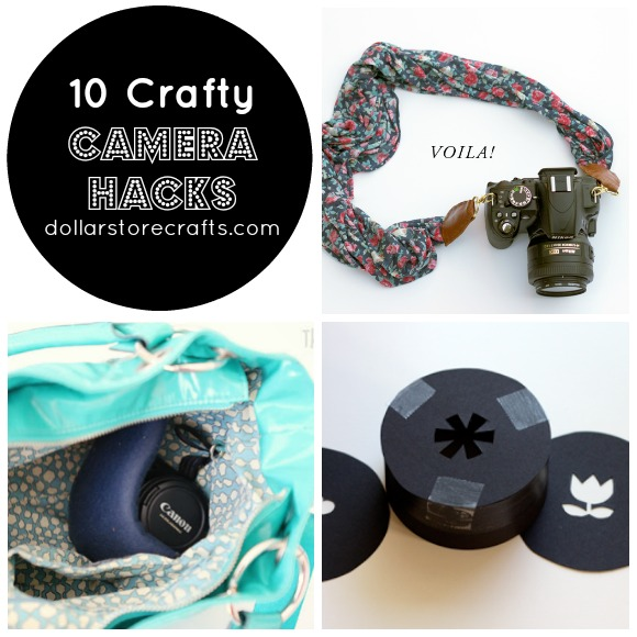10 Hacks for Crafty Photographers