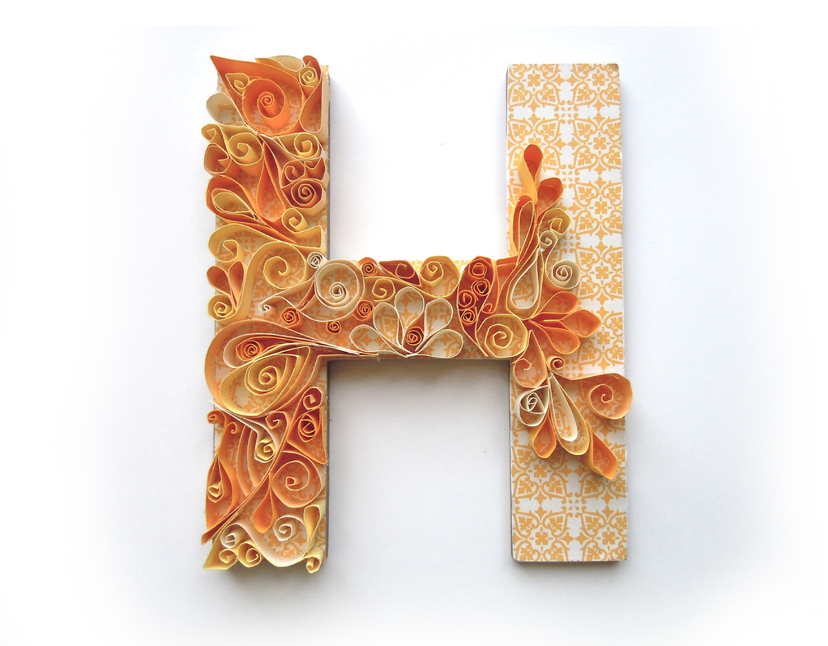 Paper quilled art roundup