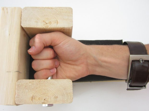 How to Punch Through Brick