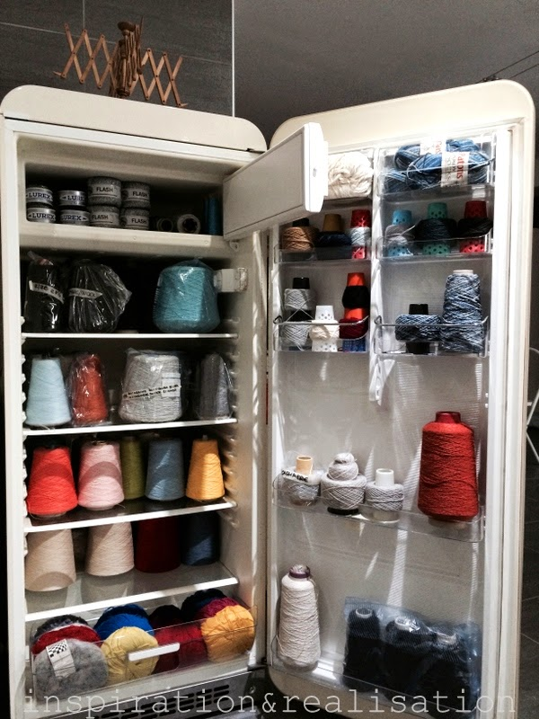 repurpose_old_refrigerator_yarn_organization