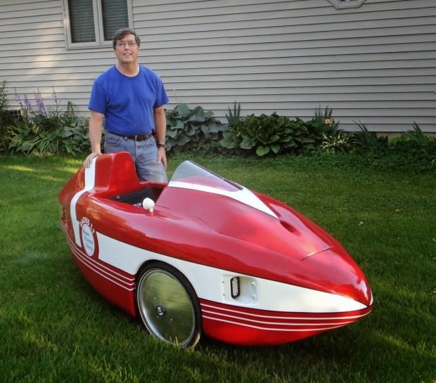 velomobile 1