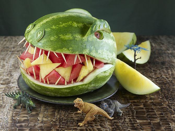 watermelon-T-rex-1